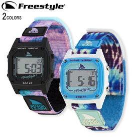 FreeStyle SHARK CLASSIC LEASH シャーク クラシック リーシュ 腕時計 タイダイ柄