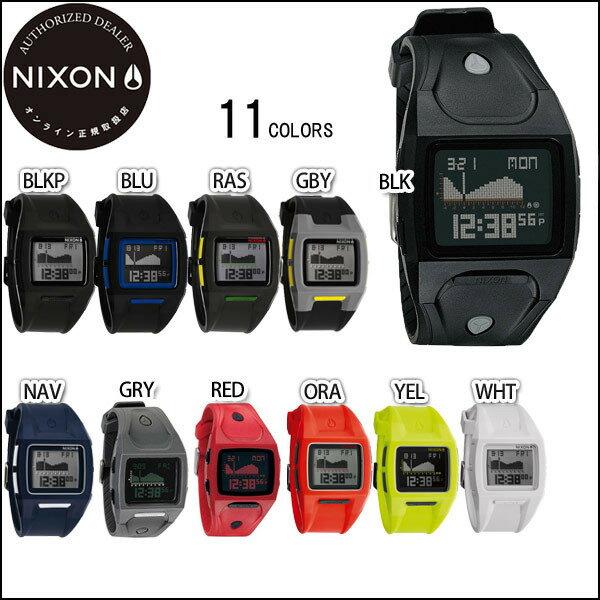 NIXON ニクソン 腕時計 THE LODOWN ローダウン ユニセックス ウォッチ タイドグラフ 潮見表付き