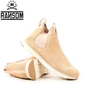 【値下げしました!】RANSOM ランソム シューズ BROHM LITE ブロームライト メンズ レディース スニーカー ブーツ タン/ボーン 正規販売店