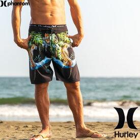 ハーレー メンズ 水着 サーフパンツ 海水パンツ ハーフパンツ おしゃれ 人気 ブランド 男 レトロ 黒 和柄