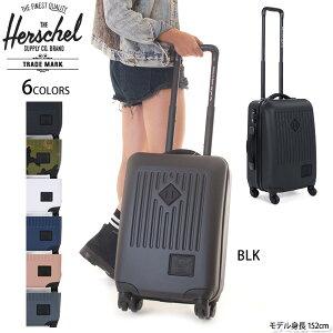 【値下げしました!】スーツケース おすすめ キャリーバック 女性 おしゃれ ブランド ハーシェル 34L 機内持ち込み