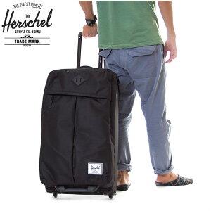 【値下げしました!】スーツケース おすすめ キャリーバック ソフト おしゃれ ブランド ハーシェル 大容量 62L