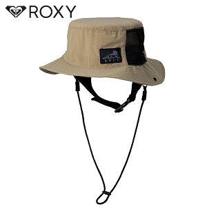 ROXY ロキシー UV SURF HAT サーフハット サファリハット UPF30 撥水 日焼け防止 サーフィン サップ アウトドア