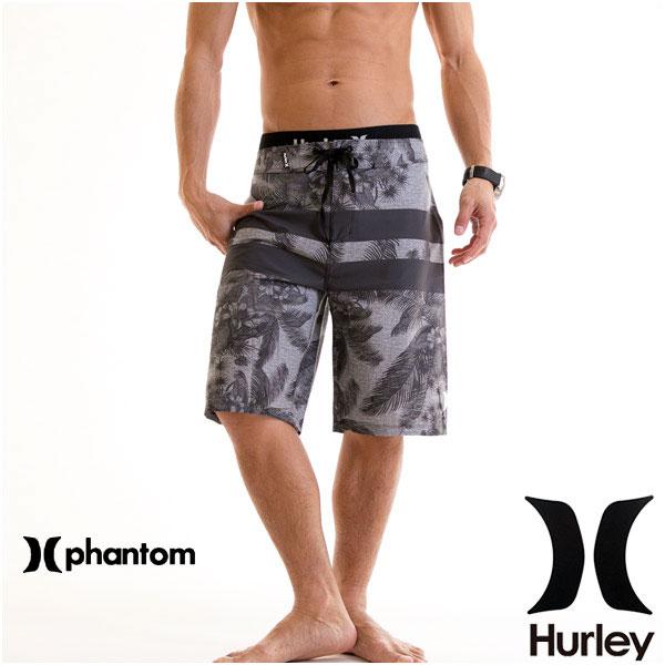 【値下げしました!SALE】HURLEY ハーレー メンズ 水着 サーフパンツ ロゴ トランクス 20インチ ボディビル フィジーク ウェア