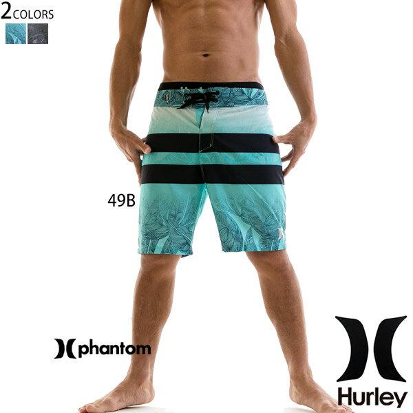 【値下げしました!SALE】HURLEY ハーレー サーフパンツ メンズ 水着 トランクス 海パン M PHNTM BLACKBALL 18