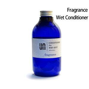UN アン ウェットコンディショナー CONDITIONER for WET SUIT ウェットスーツ専用柔軟剤 500ml