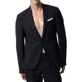 ニールバレット (Neil Barrett) 2ボタンスリムスーツ ウール ブラック bab49320001 2015AW メンズ秋冬新作 10,800円以上購入で送料無料 【正規取扱】