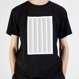 エチュード (etudes) flaneur Tシャツ コットン ブラック6se08114PAGE FLANEUR 2016SS メンズ春夏新作 10,800円以上購入で送料無料 正規取扱
