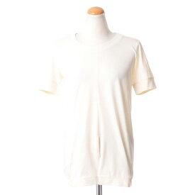 アールト (AALTO) センタースリットTシャツ コットン オフホワイトaass18b1j5whi 2018SS レディース春夏新作 送料無料 正規取扱