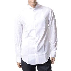 エンポリオアルマーニ (EMPORIO ARMANI) タキシードシャツ ホワイトw1cs3tw100c100 2018SS メンズ春夏 3,980円以上購入で送料無料 正規取扱