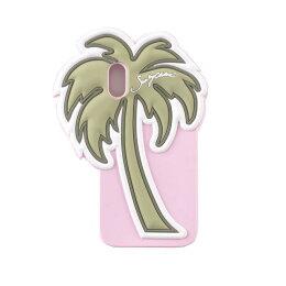 シーバイクロエ(seebychloe)椰子の実iPhoneX用ケースカラフル