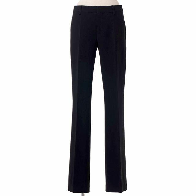 ストラネス (streness) スーツパンツストレート ブラック 4084057102 スーツパンツ,ブラックパンツ,ストレッチパンツ 送料無料 【正規取扱】