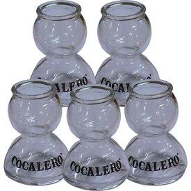 【コカレロ】ボムグラスのみ ロゴ入り 5個 コカレロボム専用グラスのみ 単品販売 コカレロ