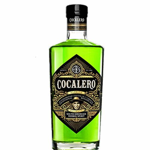 (送料無料)COCALERO コカレロ 29度 700ml コカの葉 リキュール 17種のハーブ使用