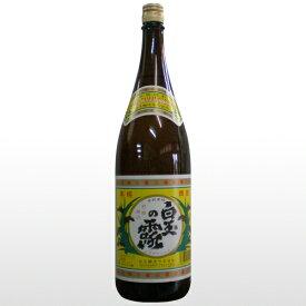 白玉の露 1800ml 【芋 焼酎】魔王の蔵 白玉醸造 芋焼酎 白玉の露