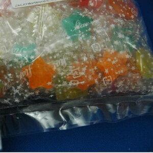 1キロ入りキャンディ 【1袋に300個前後】ハート・星・ベアー