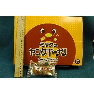 ヤングドーナツ 【20個で1箱】