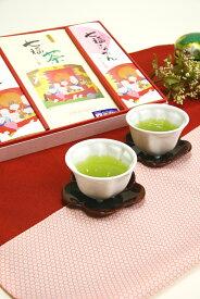 みなと横浜七福茶・羊かんセット