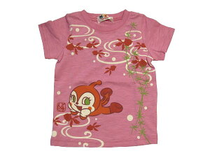 アンパンマン ドキンちゃん 半袖Tシャツ(90)