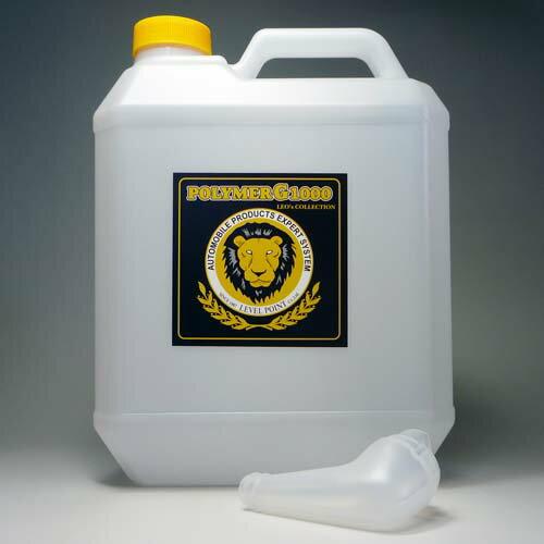 ガラスコーティング剤 コーティング剤 ポリマー ワックス コーティング剤 ガラスコーティング剤 洗車用品 ポリマー 送料無料 濃縮原液タイプのガラス繊維系 コーティング剤 ポリマーG1000・大容量・業者様向け4000ml(液剤のみ) あす楽対応