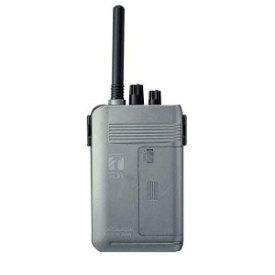 TOA 300MHz帯ワイヤレスシステム携帯型受信機(高機能型)WT-1100
