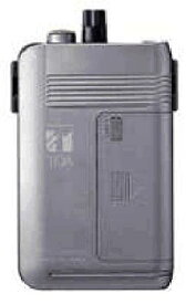 TOA 300MHz帯ワイヤレスシステム 携帯型受信機(2チャンネル型)WT-1101-C11C13