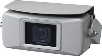 三菱電機 屋外小型 高解像度ネットワーク固定型カラーカメラNC-6400
