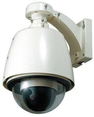 三菱電機 屋外用ドーム型カメラケースクリアカバータイプB-9075C