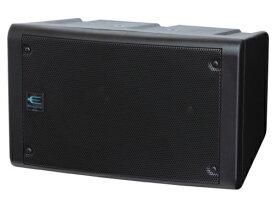 ユニペックス サウンドシステム2ウェイスピーカートランス内蔵型HMB-120T(ブラック)