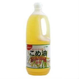 こめ油 1500g(1.5kg) 【米油】【TSUNO】【築野食品】【国産】