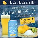 【送料無料】前略 好みなんて聞いてないぜSORRY セッション柚子エール〜あら塩仕立て〜(24缶)【数量限定】