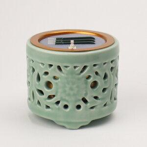 寝かせタイプ電池線香 2.5寸 真宗大谷派・東用直径7.4cm×高さ5.8cm