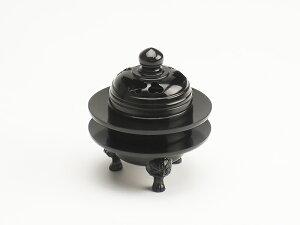 【仏具】火舎香炉1.6寸うるみ色高さ5.4cm×幅4.8cm、国産真鍮製