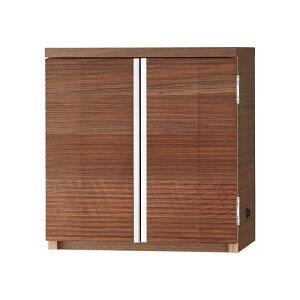上置モダン仏壇ノルド壇14号(高さ42×幅40×奥行28cm)ウォールナット
