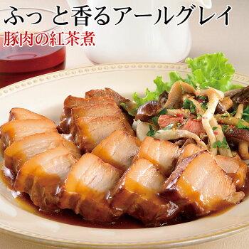 米久の晩餐豚肉の柔らか三昧セット味噌煮込みお中元御中元ギフト和醤煮込み豚角煮紅茶煮3種