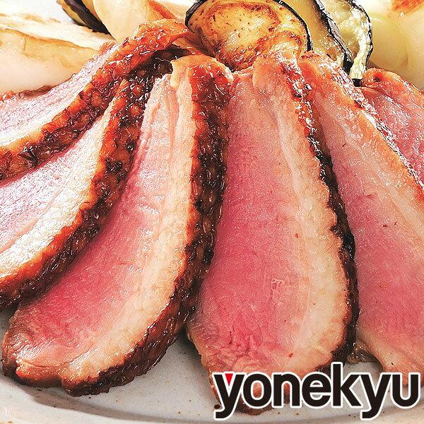 合鴨ロースト ディナー オードブル パーティー ブロック 鴨 鴨肉 肉 芳醇 お取り寄せグルメ お取り寄せ グルメ ご飯のお供 ごはんのおとも 冷凍 惣菜 おかず おつまみ おためし