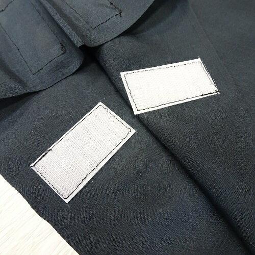 正絹替え袖マジックテープ(単衣・夏向き)