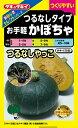 【カボチャ】つるなしやっこ【タキイ種苗】(13粒)野菜種[春まき]