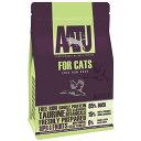 【AATU】アートゥー キャットフード 85/15 ダック 成猫用 3kg