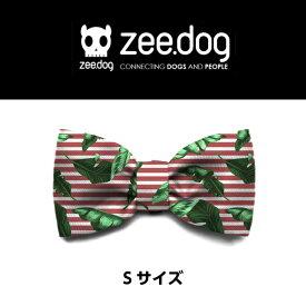 ◆5400円以上ご購入で送料無料◆【zee.dog】ジードッグ BALI BOWTIE Sサイズ ボウタイ 蝶ネクタイ オシャレ