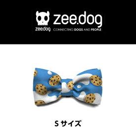 ◆5400円以上ご購入で送料無料◆【zee.dog】ジードッグ MILKY BOWTIE Sサイズ ボウタイ 蝶ネクタイ オシャレ