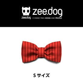 ◆5400円以上ご購入で送料無料◆【zee.dog】ジードッグ FUJI BOWTIE Sサイズ ボウタイ 蝶ネクタイ オシャレ