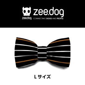 ◆5400円以上ご購入で送料無料◆【zee.dog】ジードッグ PATAGONIA BOWTIE Lサイズ ボウタイ 蝶ネクタイ オシャレ