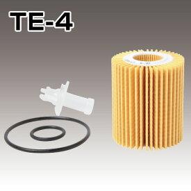 10個セット TE-4(ペーパータイプ) JAPAN MAX オイルフィルター【トヨタ、レクサス、ヒノ】