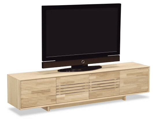 【P10倍】 カリモク ソリッドボード オーク材 QT7017MK-A QT7017MS-A QT7017MH-A QT7017ME-A 幅204 送料無料 テレビボード テレビ台 家具のよろこび 【店頭受取対応商品】
