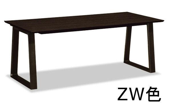 カリモク メラミン天板 ダイニングテーブル DA4580ZW DA4580DF DA4580T000幅1350 家具のよろこび 【店頭受取対応商品】