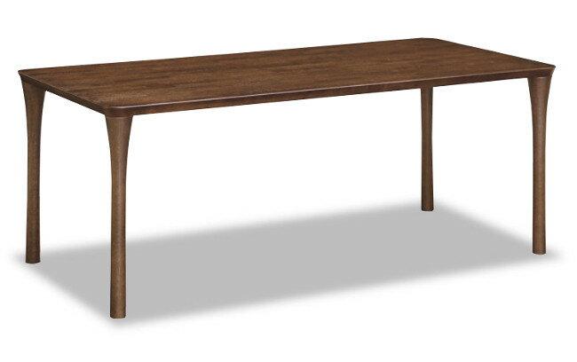 カリモク ダイニングテーブル DT6480MK 幅180 送料無料 家具のよろこび 【店頭受取対応商品】