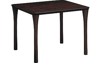カリモク ダイニングテーブル 正方形 DT3480MK 幅90 送料無料 家具のよろこび 【店頭受取対応商品】