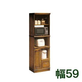【11/15までP10倍】 カリモク レンジボード 幅59 EC2375NK ブナ 送料無料 家具のよろこび 【店頭受取対応商品】