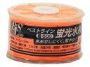 ナイロン水糸 オレンジ細 500m巻き